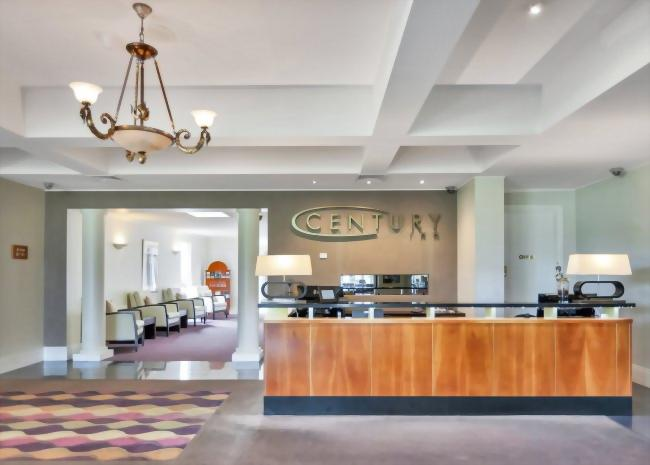 Century Inn Traralgon - Reception