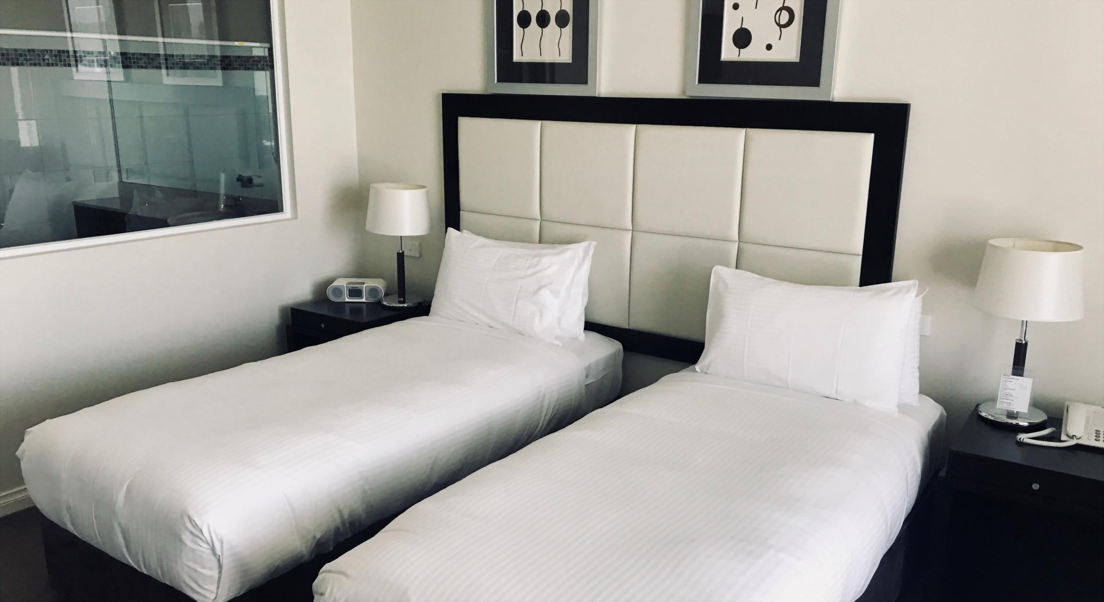 Century Inn Traralgon - Twin Room